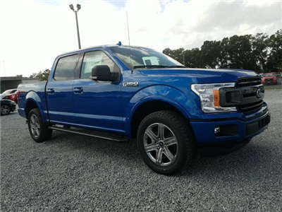 2018 F-150 Crew Cab 4x4 Pickup #J1193 - photo 8