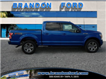 2018 F-150 Crew Cab 4x4 Pickup #J1193 - photo 1