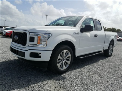 2018 F-150 Super Cab Pickup #J1196 - photo 6