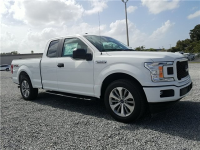 2018 F-150 Super Cab Pickup #J1196 - photo 8