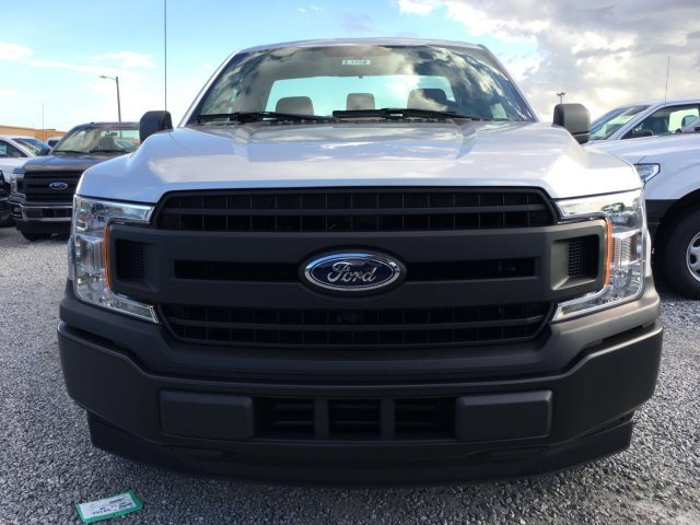 2018 F-150 Regular Cab Pickup #J1202 - photo 7