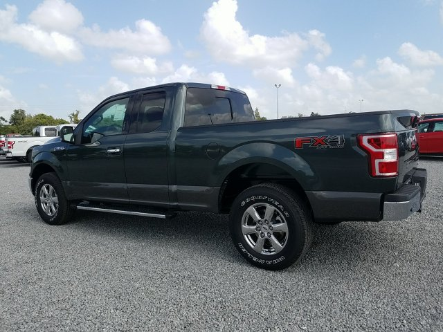 2018 F-150 Super Cab 4x4 Pickup #J1206 - photo 5