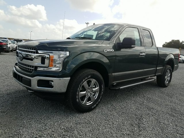 2018 F-150 Super Cab 4x4 Pickup #J1206 - photo 6