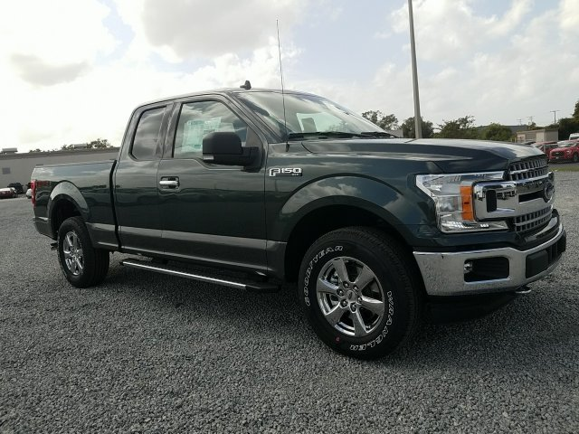 2018 F-150 Super Cab 4x4 Pickup #J1206 - photo 8