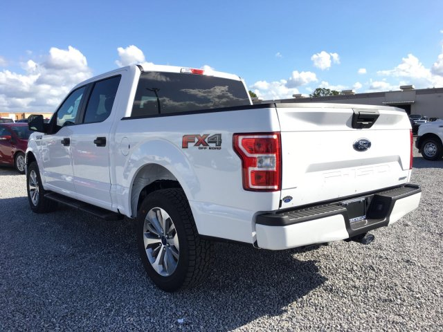 2018 F-150 Crew Cab 4x4 Pickup #J1211 - photo 5