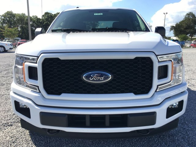 2018 F-150 Crew Cab 4x4 Pickup #J1211 - photo 7