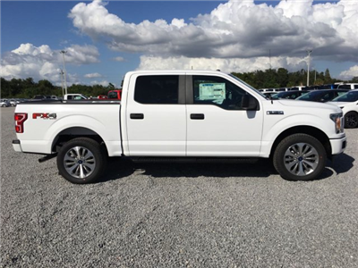 2018 F-150 Crew Cab 4x4 Pickup #J1211 - photo 3