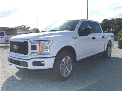 2018 F-150 Crew Cab 4x4 Pickup #J1211 - photo 6