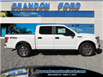 2018 F-150 Crew Cab 4x4 Pickup #J1211 - photo 1