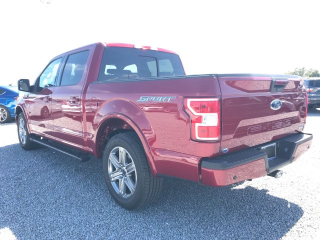 2018 F-150 Crew Cab Pickup #J1240 - photo 5