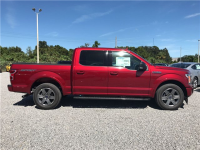 2018 F-150 Crew Cab Pickup #J1240 - photo 3