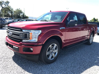 2018 F-150 Crew Cab Pickup #J1240 - photo 6