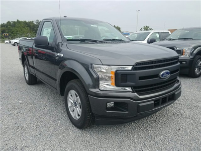 2018 F-150 Regular Cab Pickup #J1268 - photo 8