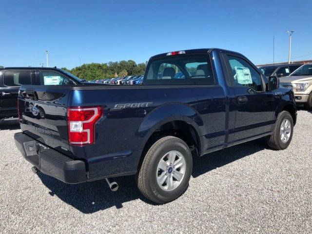 2018 F-150 Regular Cab, Pickup #J1272 - photo 2