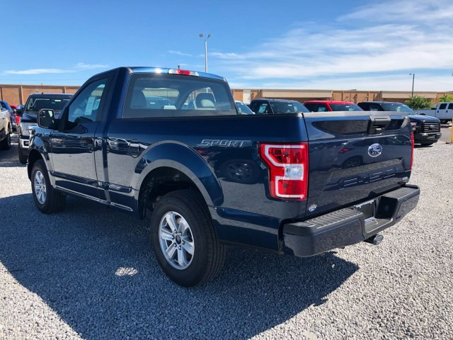 2018 F-150 Regular Cab, Pickup #J1272 - photo 4