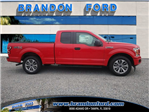 2018 F-150 Super Cab, Pickup #J1278 - photo 1