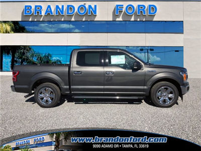 2018 F-150 Crew Cab, Pickup #J1325 - photo 1