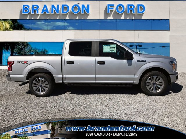 2018 F-150 Crew Cab, Pickup #J1330 - photo 1