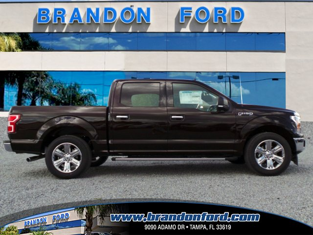 2018 F-150 Crew Cab, Pickup #J1332 - photo 1