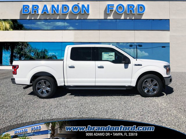 2018 F-150 Crew Cab Pickup #J1333 - photo 1