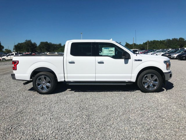 2018 F-150 Crew Cab Pickup #J1333 - photo 3