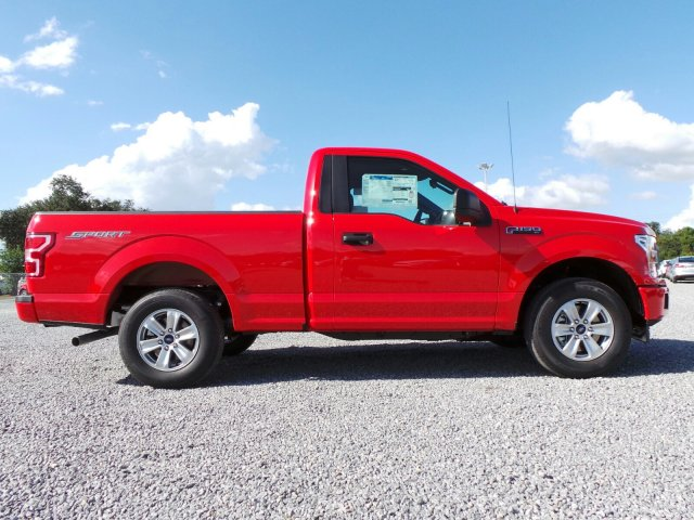 2018 F-150 Regular Cab Pickup #J1345 - photo 3
