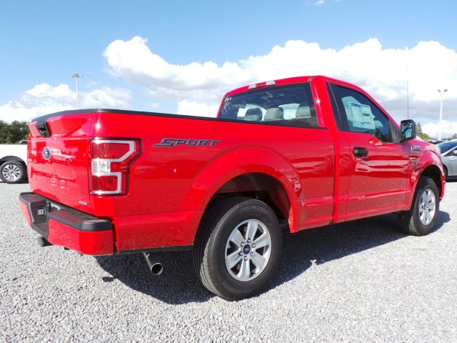 2018 F-150 Regular Cab Pickup #J1345 - photo 2