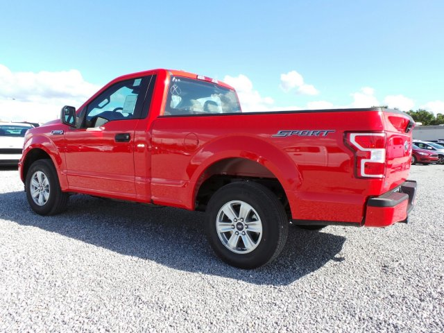 2018 F-150 Regular Cab Pickup #J1345 - photo 5
