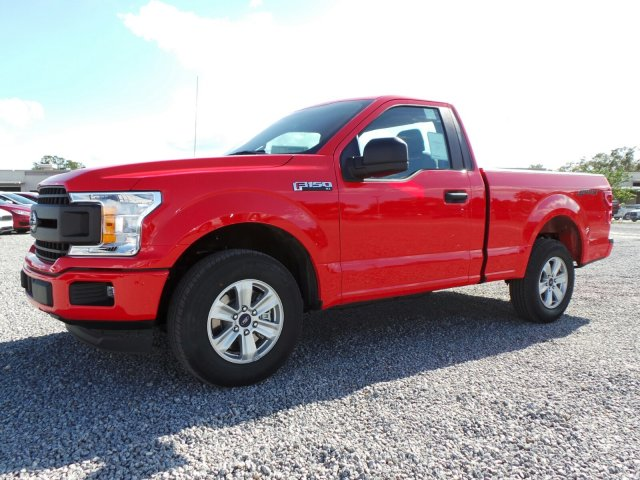 2018 F-150 Regular Cab Pickup #J1345 - photo 6