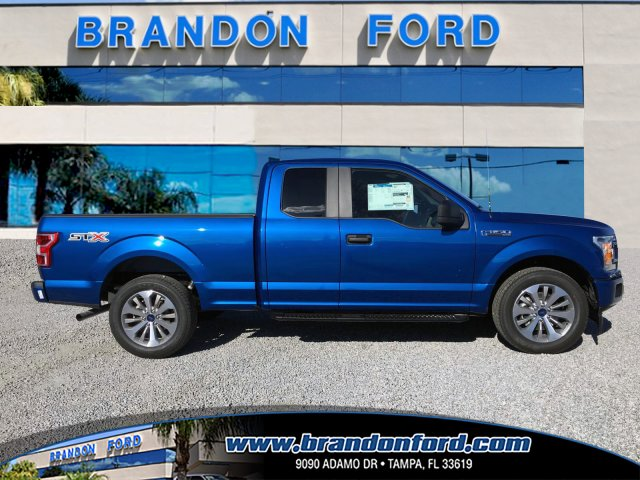2018 F-150 Super Cab, Pickup #J1349 - photo 1