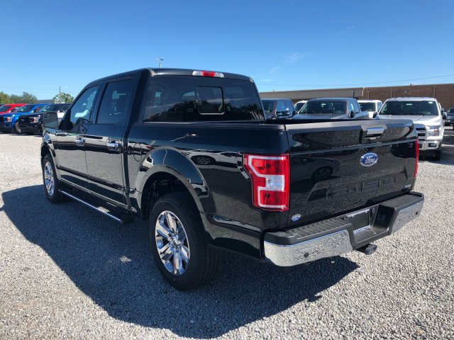 2018 F-150 Crew Cab Pickup #J1354 - photo 5