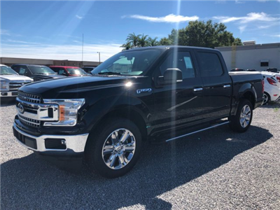 2018 F-150 Crew Cab Pickup #J1354 - photo 30
