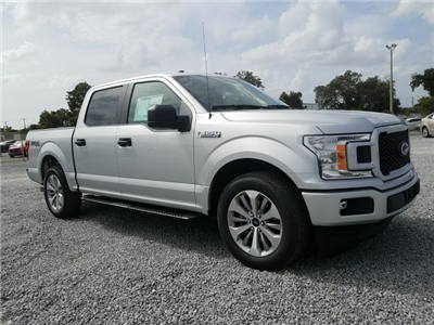 2018 F-150 Crew Cab Pickup #J1355 - photo 8