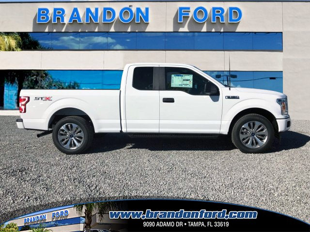 2018 F-150 Super Cab, Pickup #J1361 - photo 1