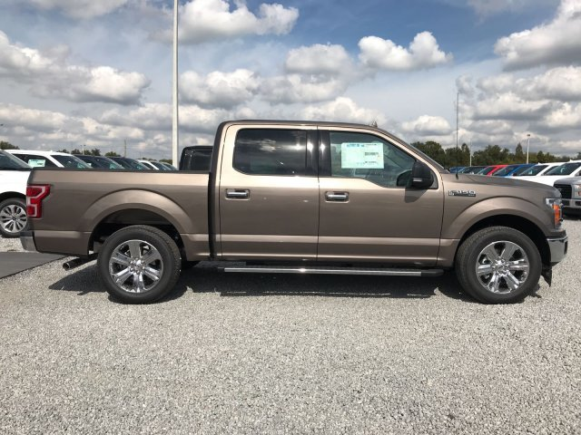 2018 F-150 Crew Cab Pickup #J1367 - photo 3