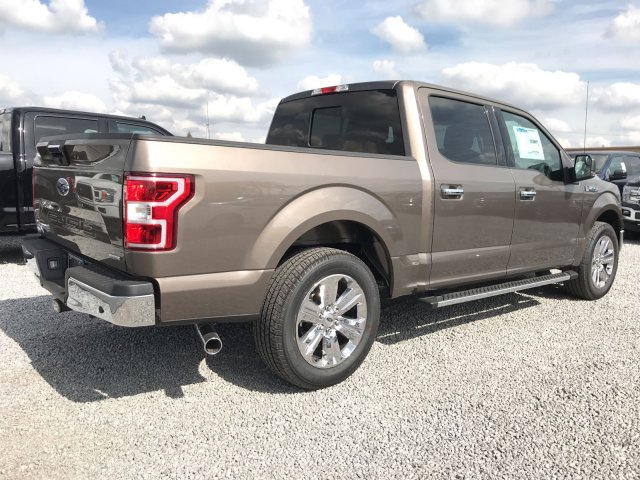2018 F-150 Crew Cab Pickup #J1367 - photo 2