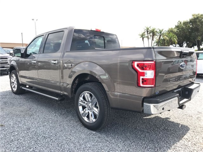 2018 F-150 Crew Cab Pickup #J1367 - photo 5