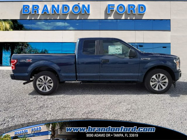 2018 F-150 Super Cab, Pickup #J1388 - photo 1