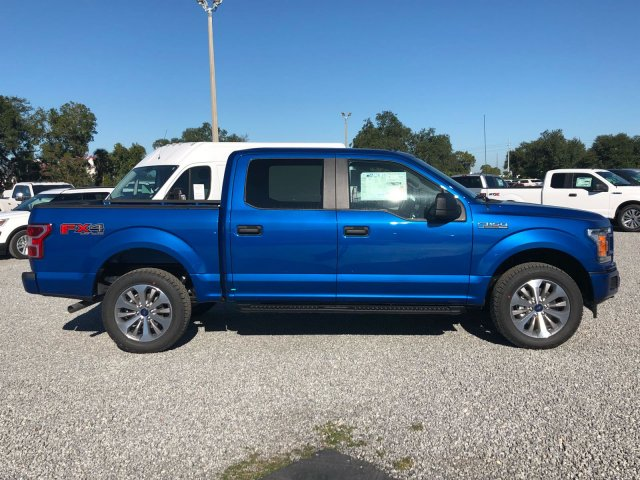2018 F-150 Crew Cab 4x4, Pickup #J1391 - photo 3