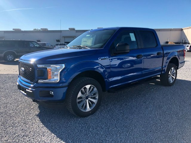 2018 F-150 Crew Cab 4x4 Pickup #J1391 - photo 6