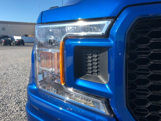 2018 F-150 Crew Cab 4x4, Pickup #J1391 - photo 8