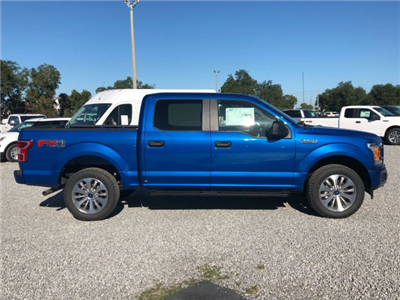 2018 F-150 Crew Cab 4x4 Pickup #J1391 - photo 3