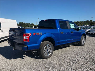 2018 F-150 Crew Cab 4x4, Pickup #J1391 - photo 2