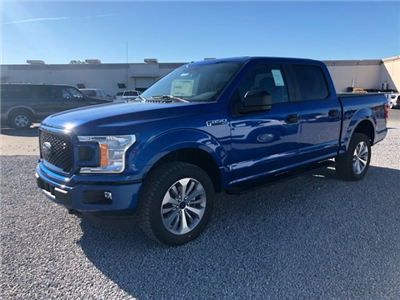 2018 F-150 Crew Cab 4x4, Pickup #J1391 - photo 6