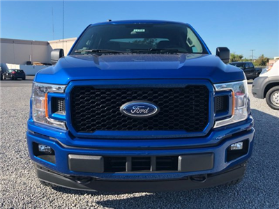 2018 F-150 Crew Cab 4x4, Pickup #J1391 - photo 7