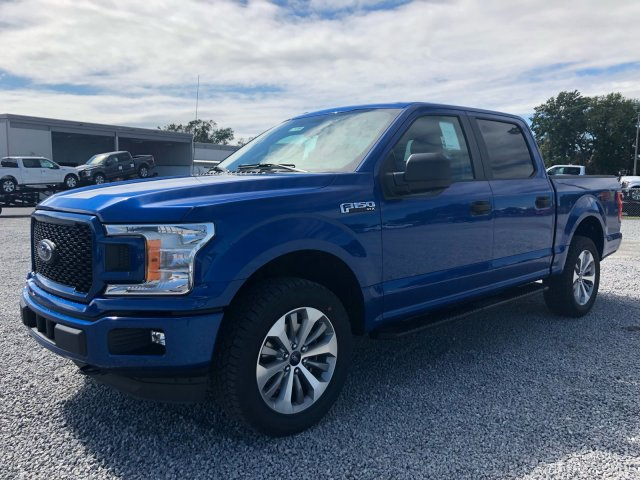 2018 F-150 Crew Cab 4x4 Pickup #J1396 - photo 6