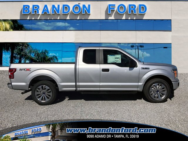 2018 F-150 Super Cab, Pickup #J1408 - photo 1