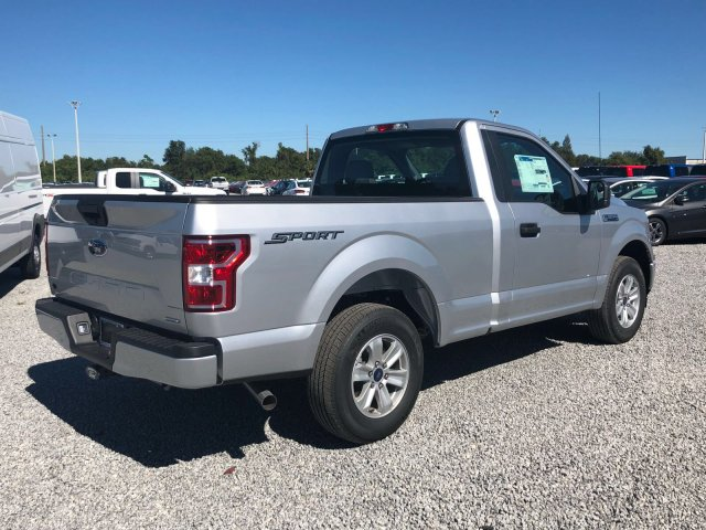 2018 F-150 Regular Cab Pickup #J1442 - photo 2