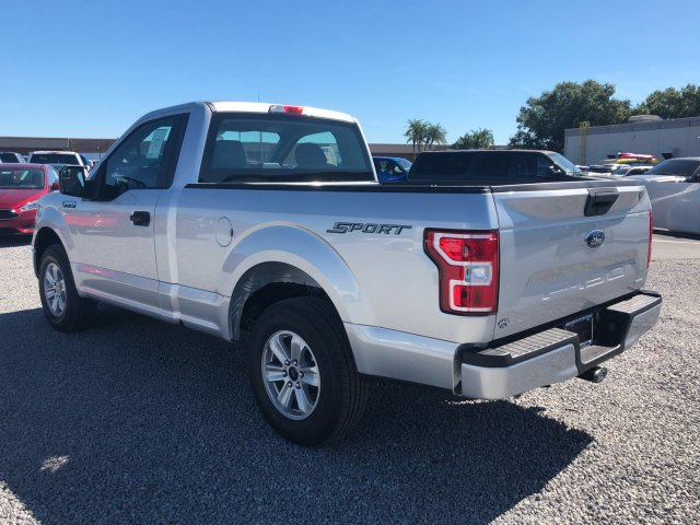 2018 F-150 Regular Cab Pickup #J1442 - photo 5