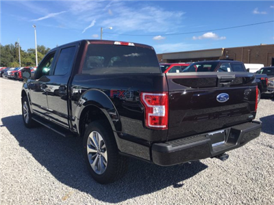 2018 F-150 Crew Cab 4x4 Pickup #J1448 - photo 5